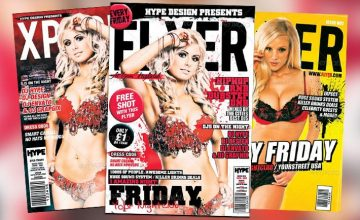 Top 10 Best Magazine Style PSD Flyer Templates