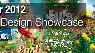best easter party club psd flyer templates for easter 2012 to download