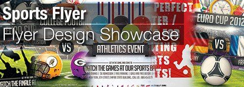 sports day flyer template – Free Sports Flyer Templates