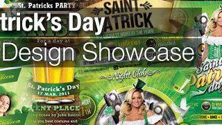 st. patricks day flyer templates - free premium psd flyer templates to download