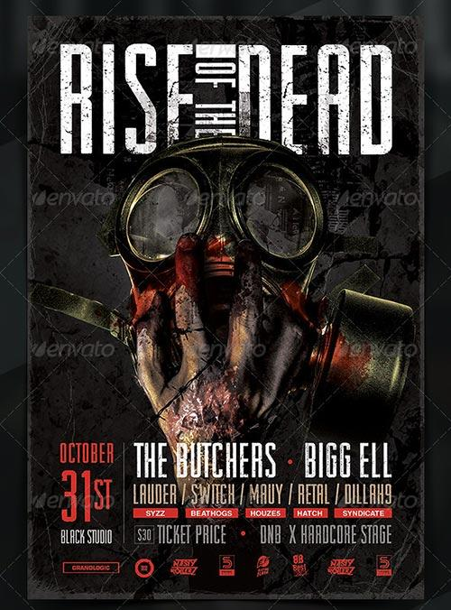 Zombie Flyer/Poster
