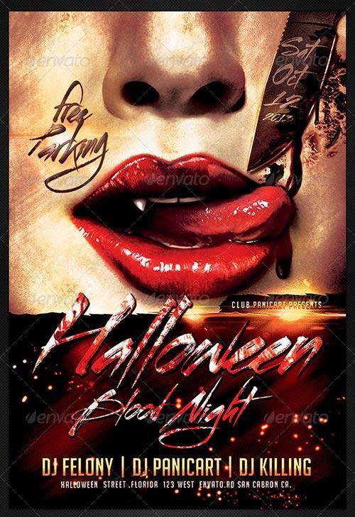 Halloween Flyer V2