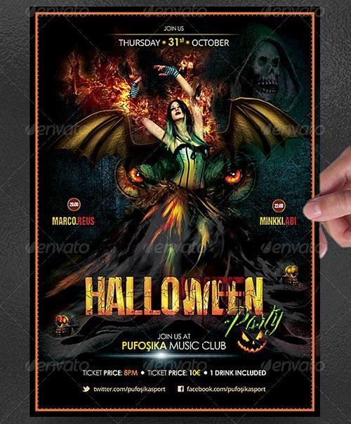 Halloween Poster/Flyer