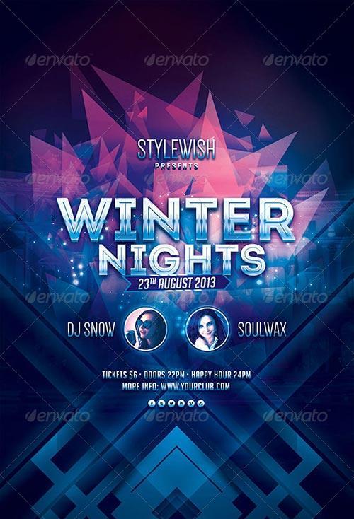 Winter Nights Flyer