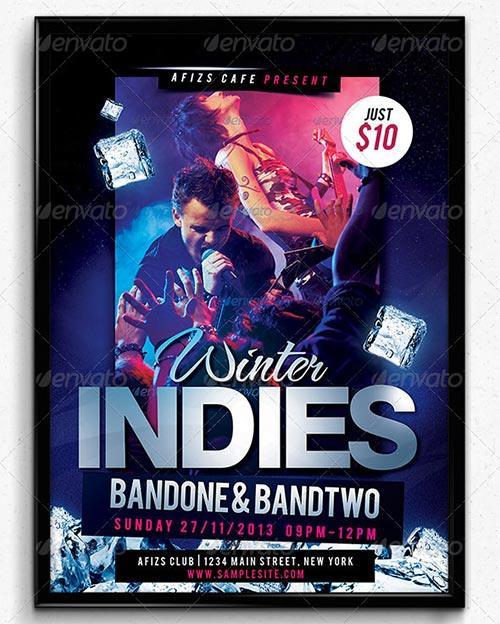 Winter Indie Concert