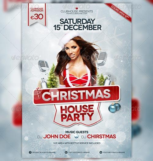 Christmas Flyer | Poster