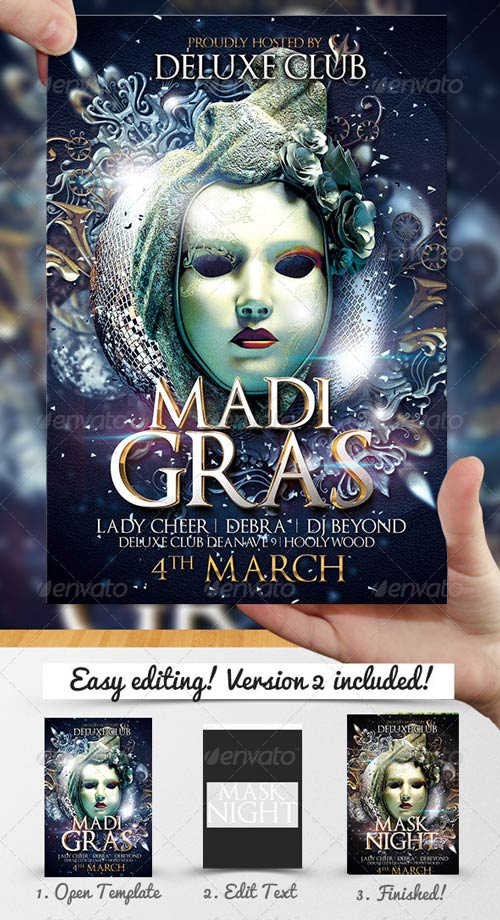 2-Mardi-Gras-Party-Flyer-Template