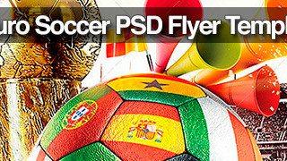 Best 25 Euro Soccer Flyer Templates