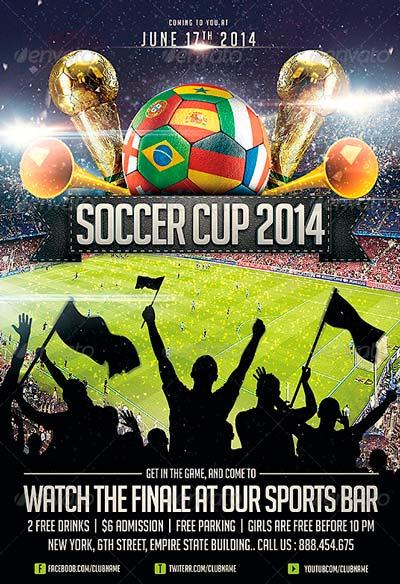 Brazil Soccer Cup 2014
