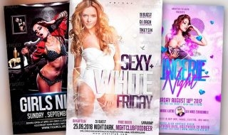 Best Party Flyer Templates No.1