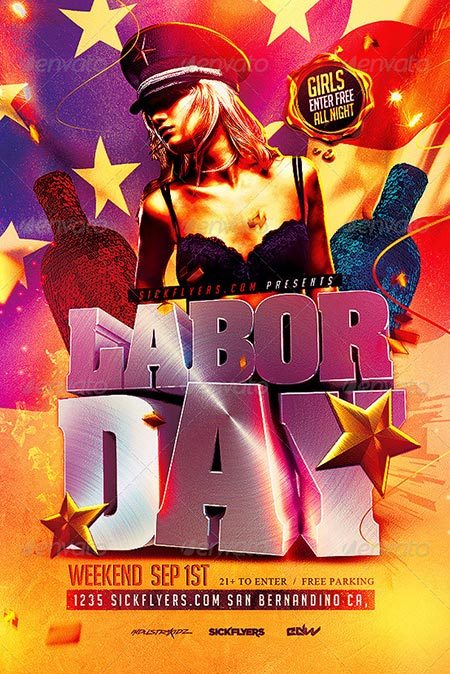 Labor-Day-Flyer-Template