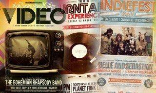 Top 30 Best Indie Rock Free and Premium Flyer