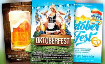 Best Octoberfest Flyer Templates