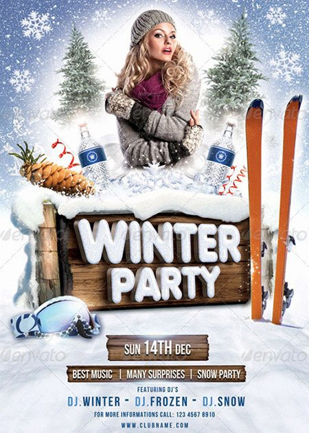 10_-Winter-Party-Flyer-Template