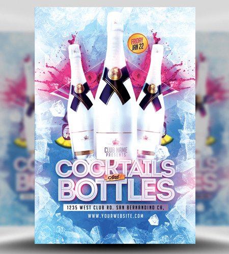 2_Cocktails-Bottles-Flyer-Template-1