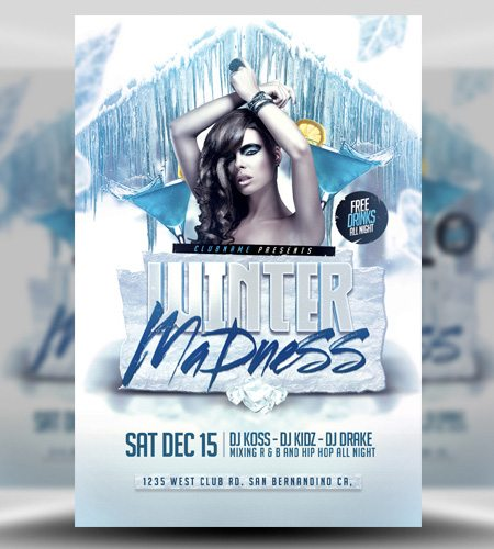 8_Winter-Madness-Flyer-Template-1
