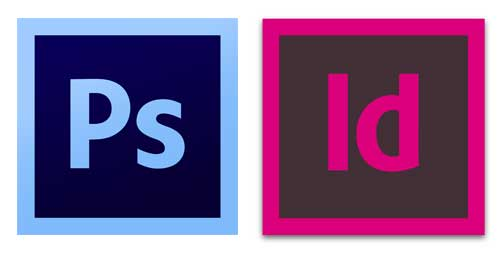 Photoshop VS InDesign: Which is Best for Print Design?