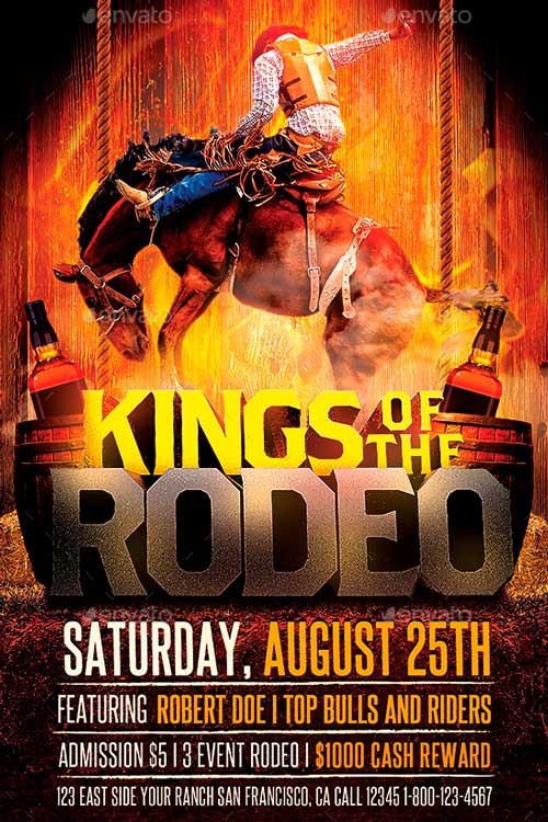 http://graphicriver.net/item/kings-of-the-rodeo-flyer-template/10701266?ref=krafti