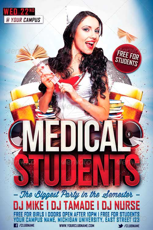 Medical Students Party