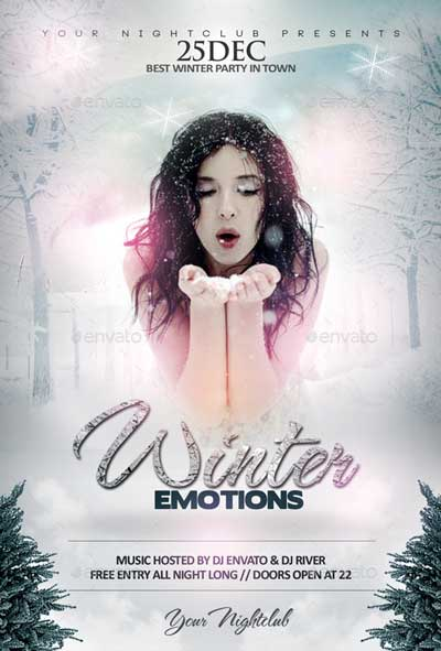Winter Emotions