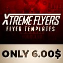 The Place for cheap high-quality flyer templates - Xtremeflyers.com