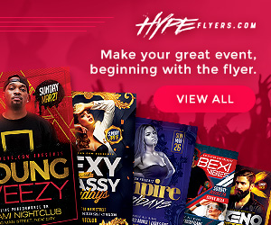 Download premium club and party flyer templates
