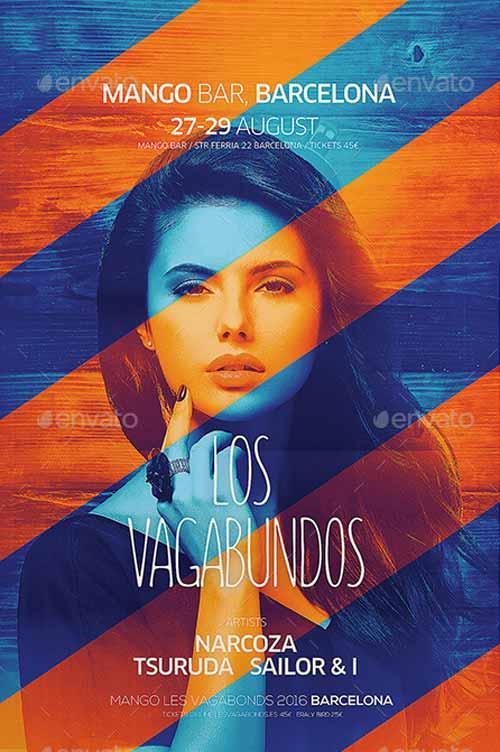 Club DJ Poster