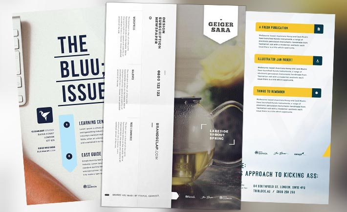 Top 10 Free Corporate Business Flyer Templates