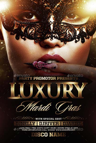 Luxury Mardi Gras