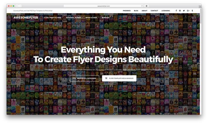 Awesomeflyer - Best Flyer Shop