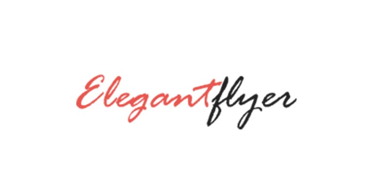 Elegantflyer Design Deals on Flyersonar.com