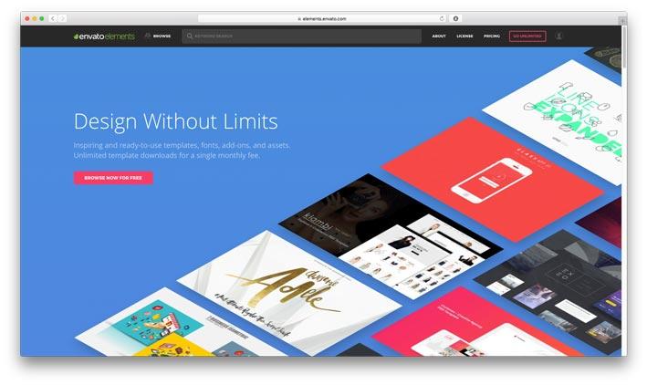 Elements - Best Flyer Marketplace