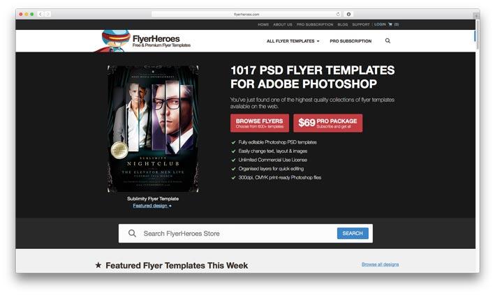 Flyerheroes - Best Flyer Shop