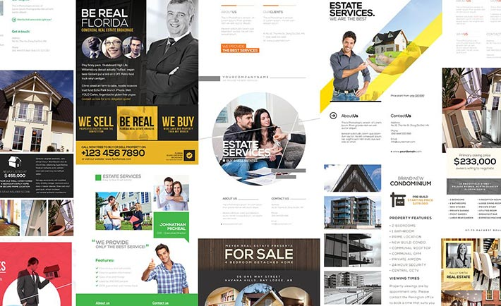 Download The Best Flyer Bundles for Corporate Business Events