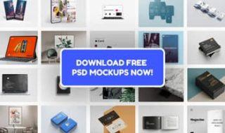 Download the best Free PSD Mockups on Freebiefy.com